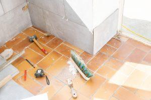 Beaverton Bathroom Tile Repair